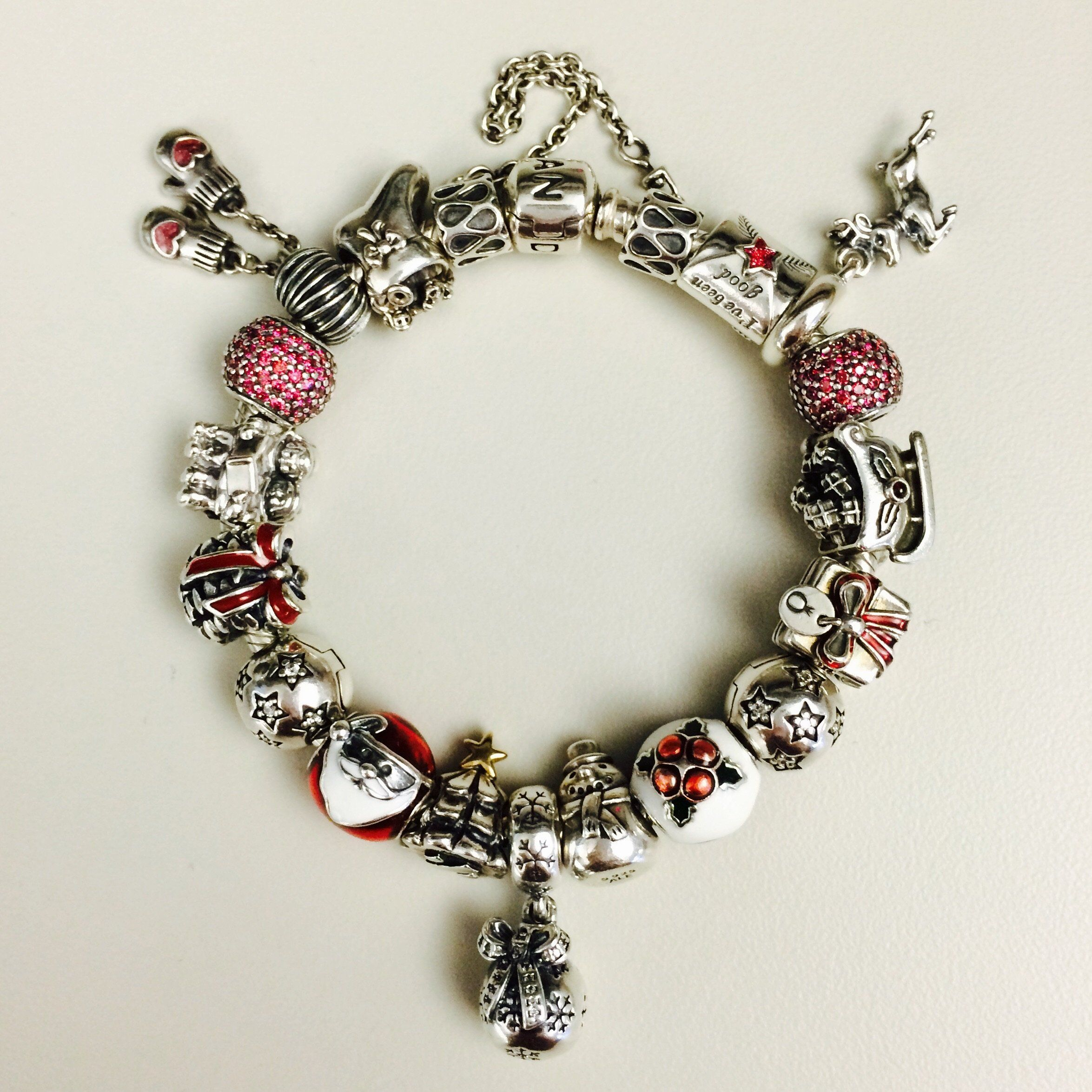 free charm bracelet pandora mall a gift includes of iconic set sets