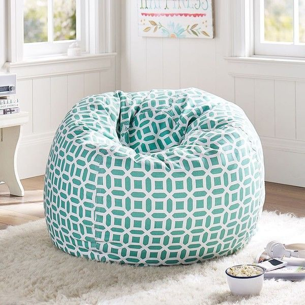 PB Teen Peyton Pool Beanbag Slipcover Insert At Pottery Barn