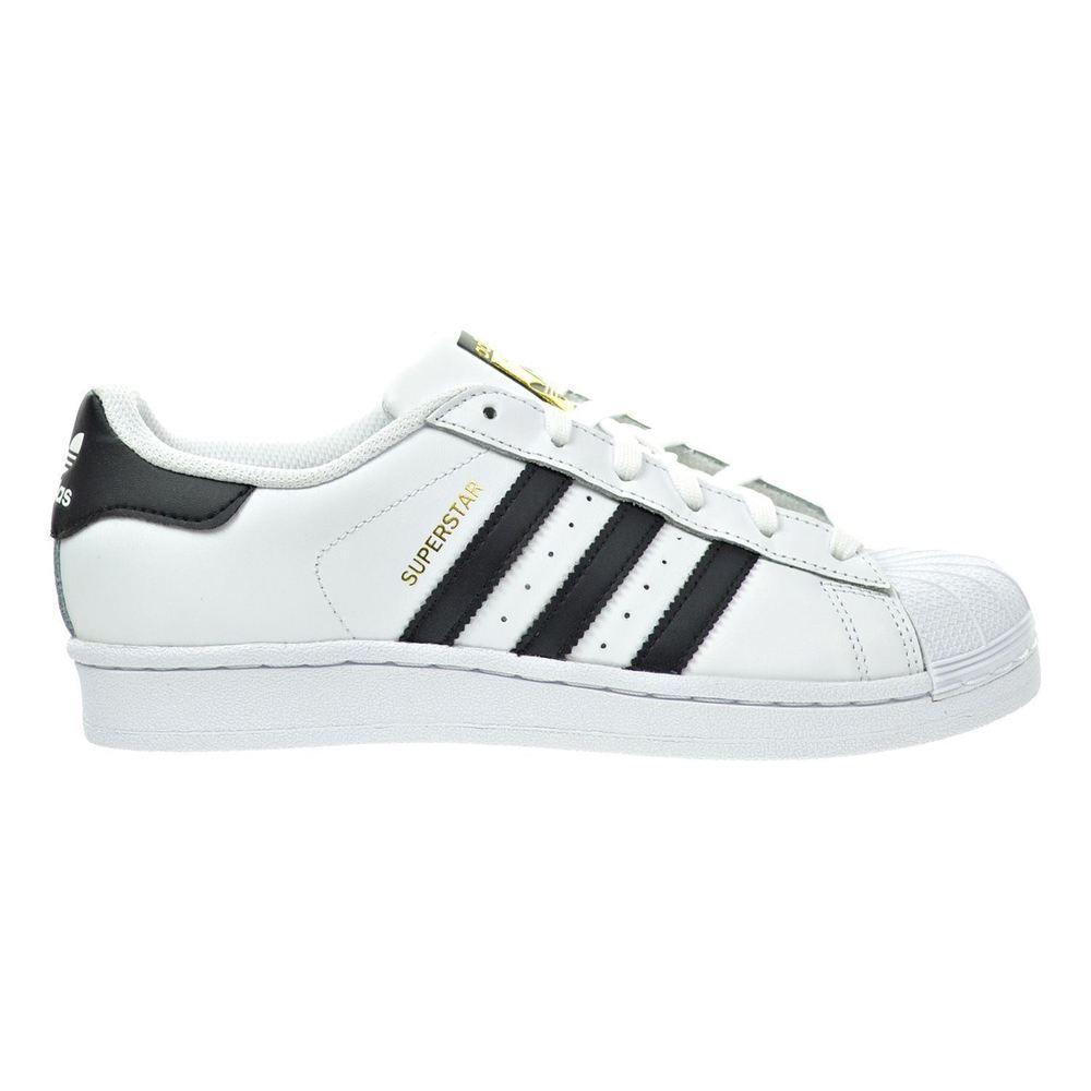 Adidas Originals Superstar W Fashion Women S White Sneakers Size 8 5 Fashion Clothing Shoes Accessories Women White Sneakers Women Adidas Superstar White