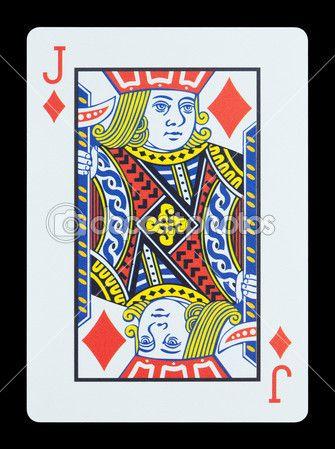 Jack Playing Card Playing Card Jack Of Diamonds Royalty Free
