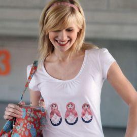 T-Shirt Moskau: Die Matroschka