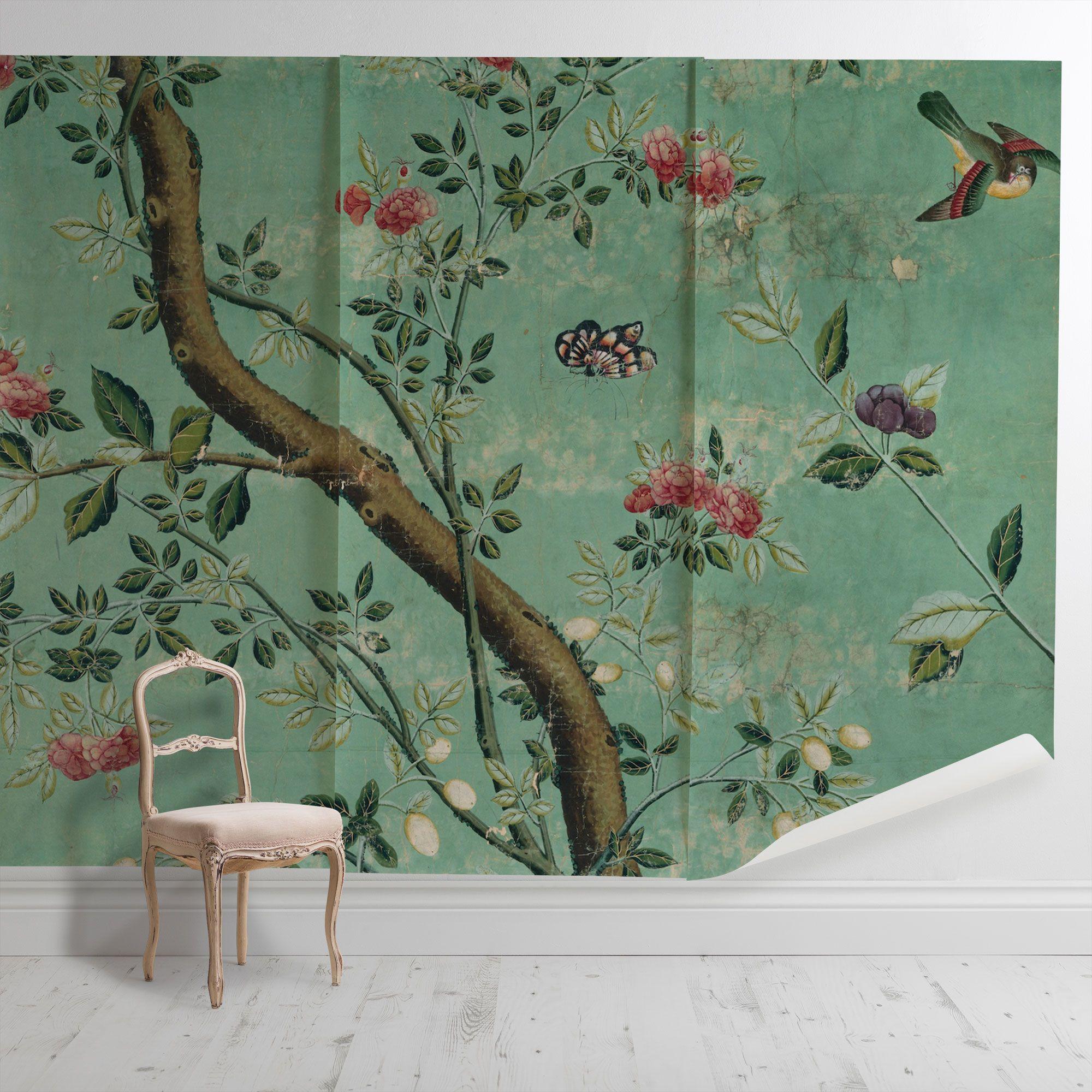 Printed Wallpaper Mural
