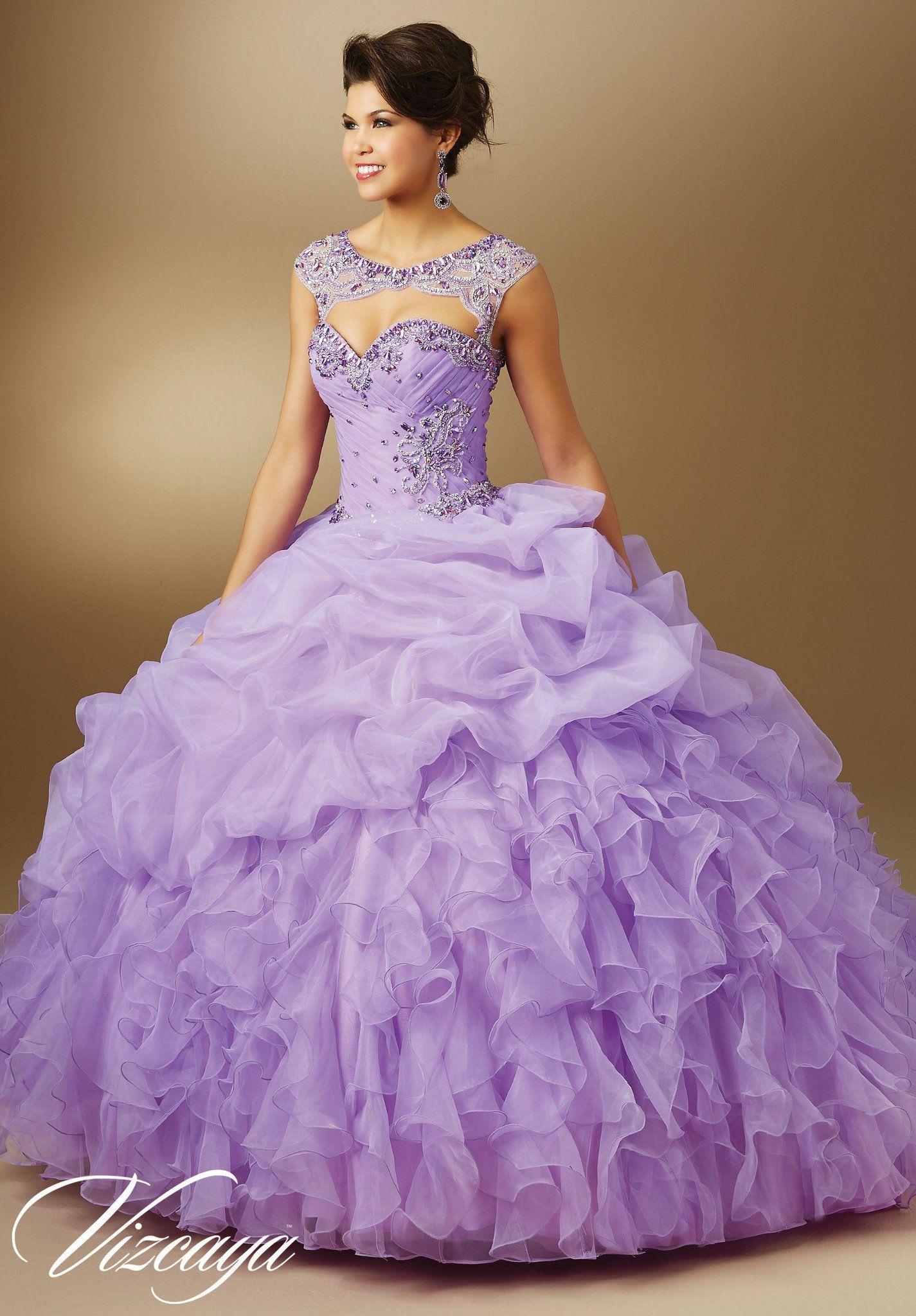 Vizcaya Lilac Dresses