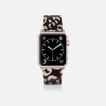 Apple Watch Band 42mm Leopard