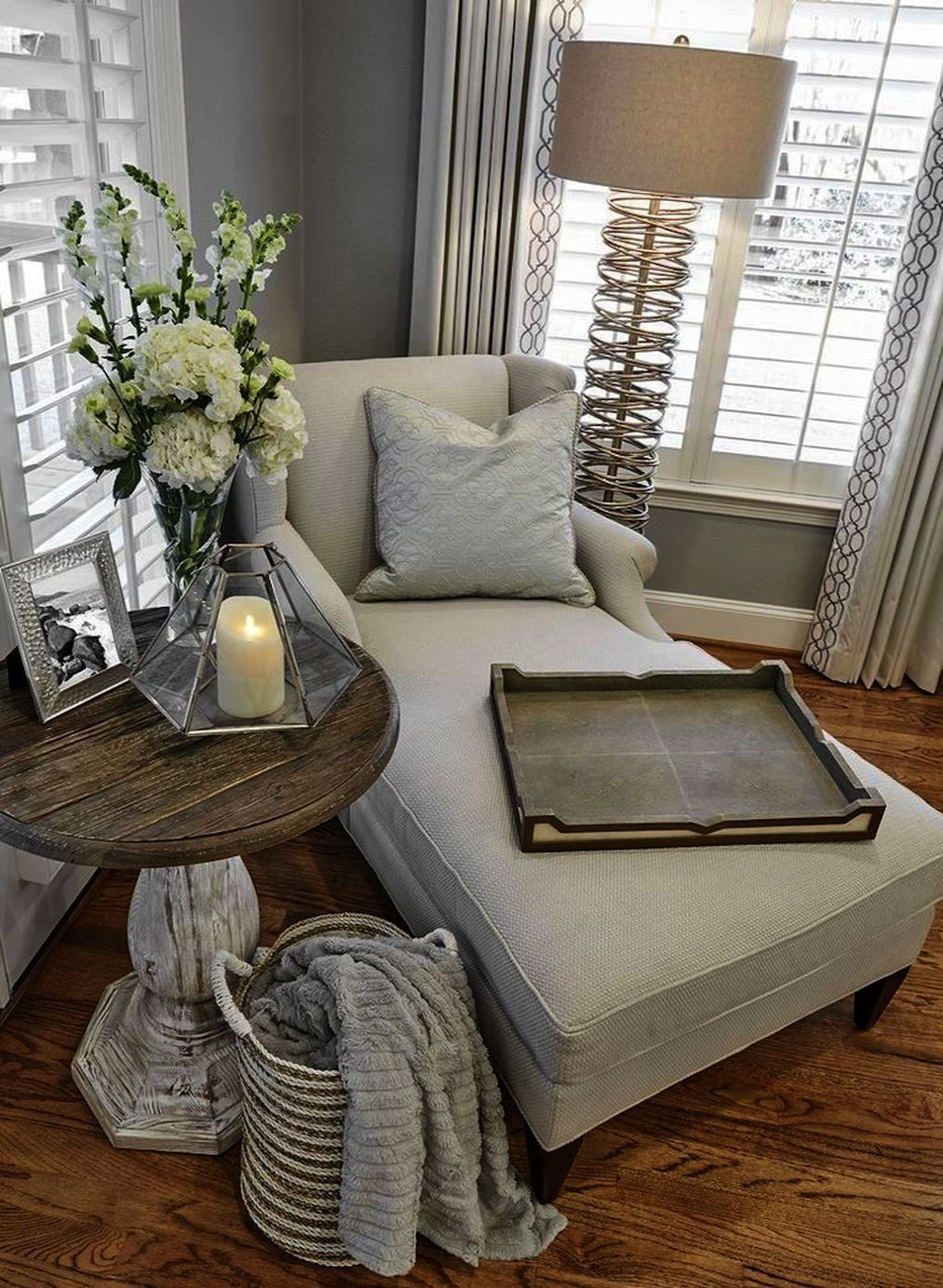 Life Home Home Life Premiere Classics Cloth Light Grey Silver