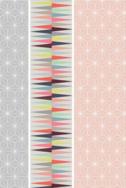 BRAKIG wallpaper from Ikea. Crossing fingers I can still find some.   Print + Pattern   Ikea ...