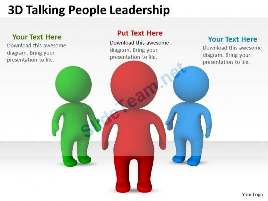3d talking people leadership ppt graphics icons powerpoint 3d talking people leadership ppt graphics icons powerpoint templates infographics pronofoot35fo Images