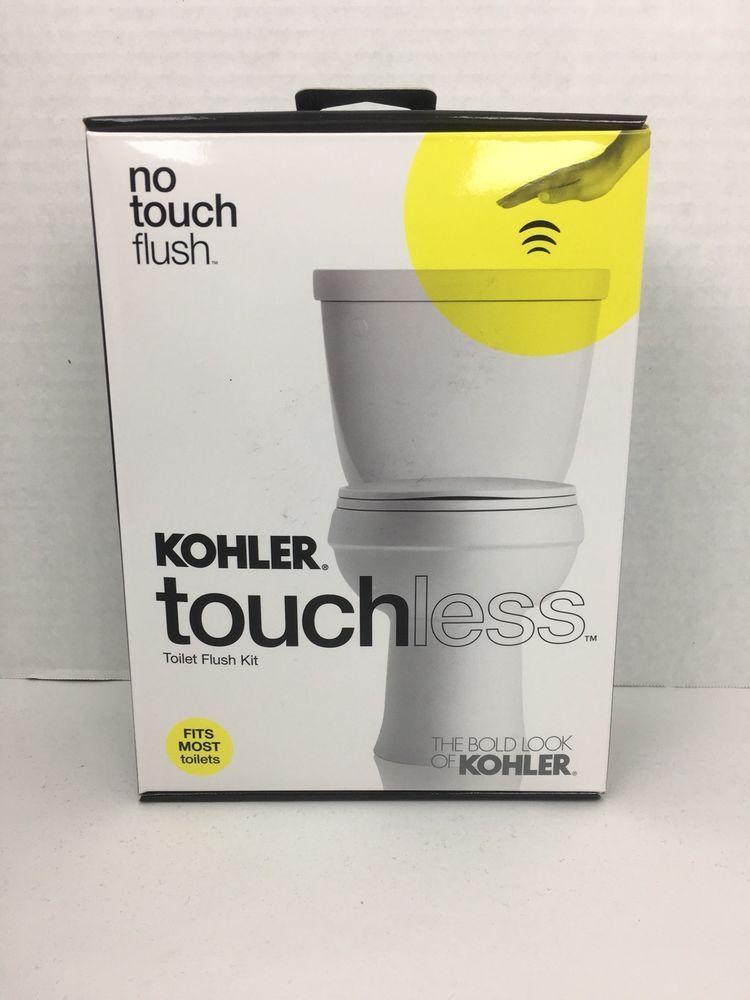 Kohler K 1954 0 Touchless Toilet Flush Kit New In Sealed Box For