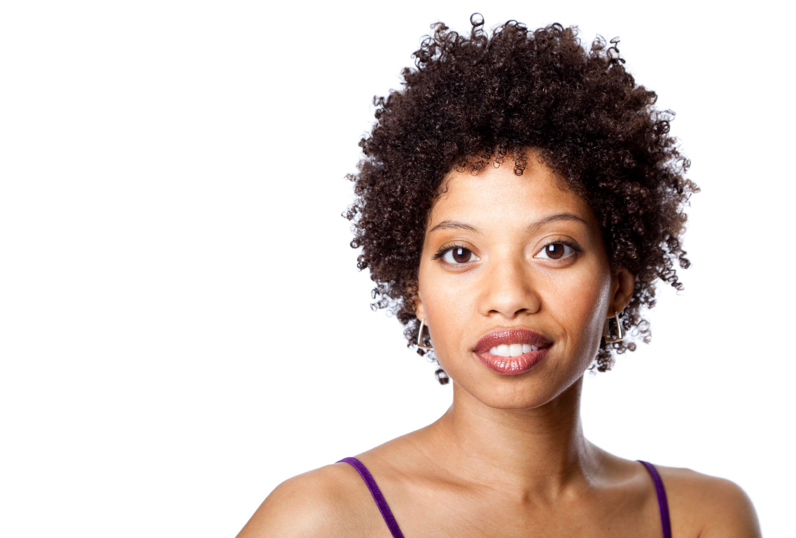 corte de cabelo curto negras