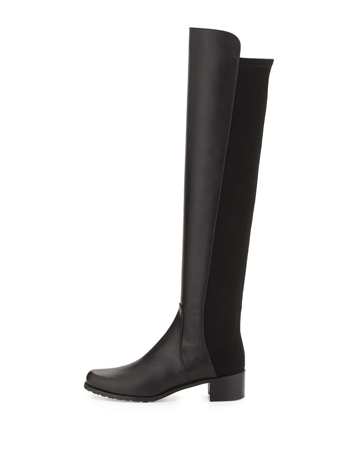 Build Your Own To-the-Knee Boot