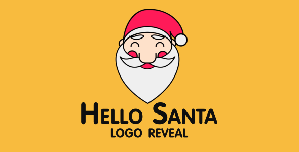 Hello! I`m glad to introduce to you this Chrismas logo reveal – Hello Santa. Use it to show your logo in Xmas style. Have a fun.