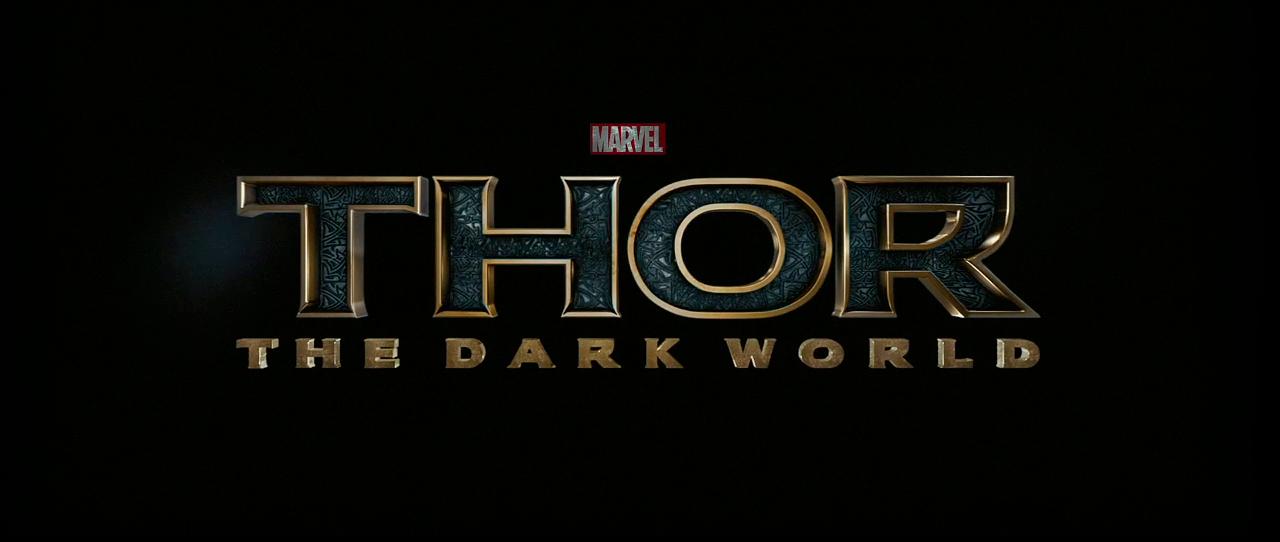 Marvel Thor The Dark World The Dark World Movie Titles The Darkest