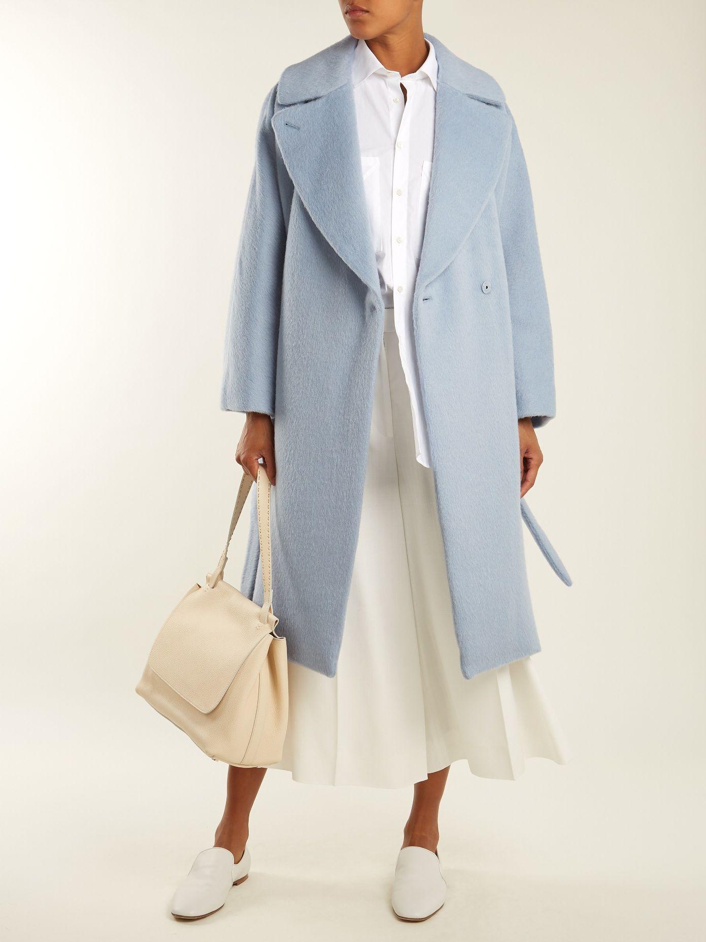 Click Here To Buy Weekend Max Mara Saletta Coat At Matchesfashion Com Odezhda Palto Zhenskaya Moda