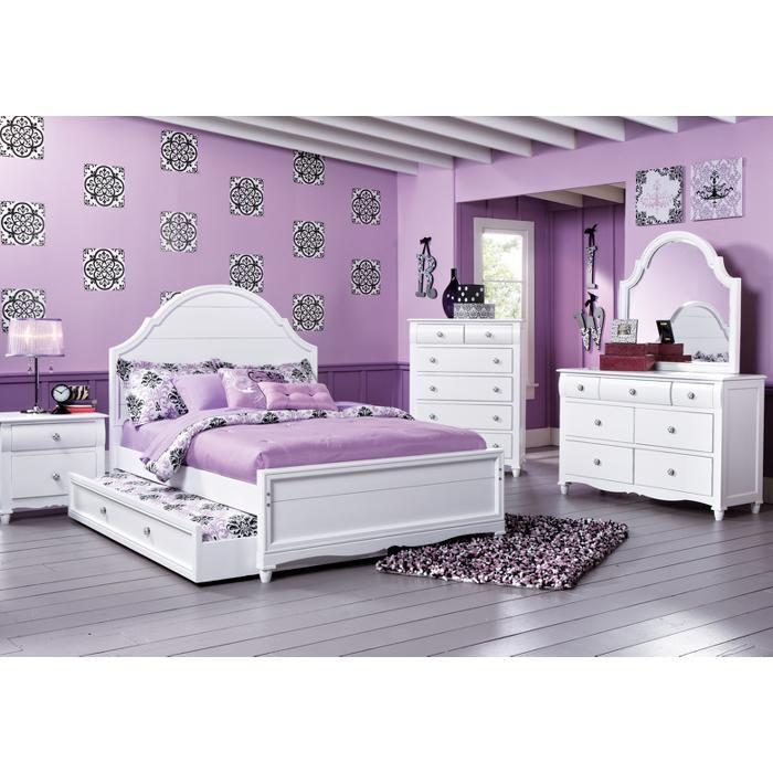 Purple Kids Bedroom Decorating Ideas: 20 Affordable Kid Bedroom Ideas