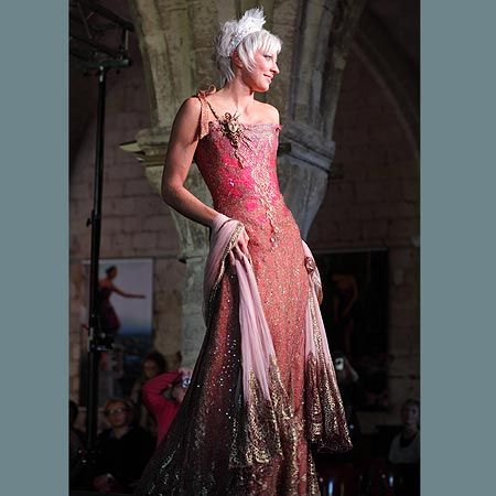Robes de soir e my style fashion adornments for Robes de mariage dennis basso