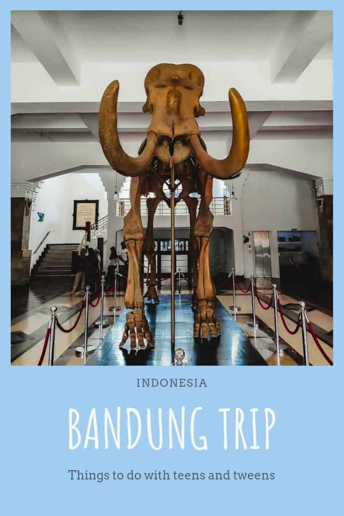 Bandung Indonesia is an interesting city near Jakarta ...