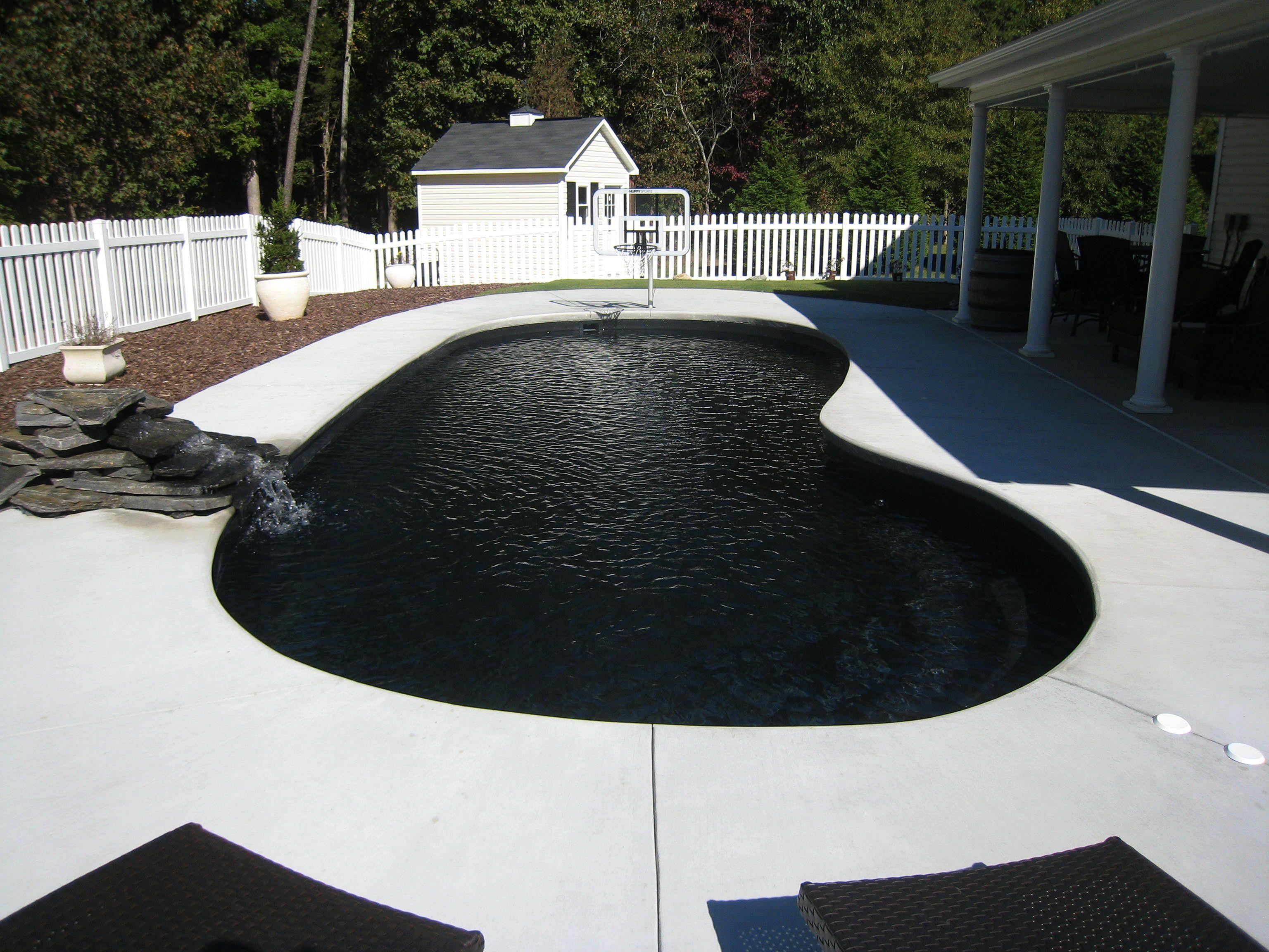 astonishing swimming pool minimalist