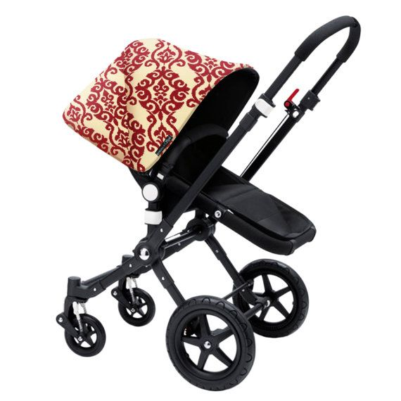 Bugaboo Cameleon bee donkey frog custom canopy by strollnstyle $99.99  sc 1 st  Pinterest & Bugaboo Cameleon bee donkey frog custom canopy hood cover red ...