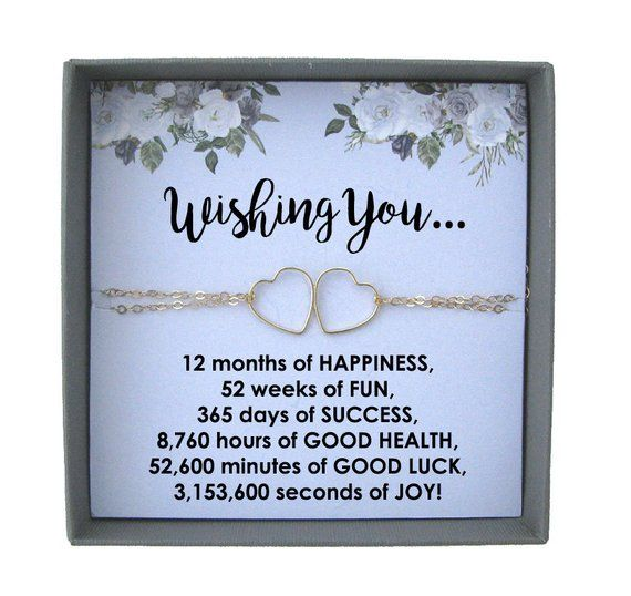 Birthday Gifts For Women Friends Inspirational Birthday Gift Ideas Jewelry With Card