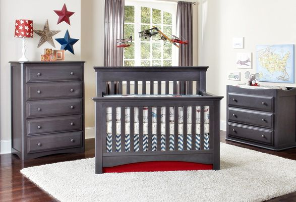Heritage Collection Baby S Dream Furniture Baby Furniture Vintage Airplane Crib Bedding Cribs