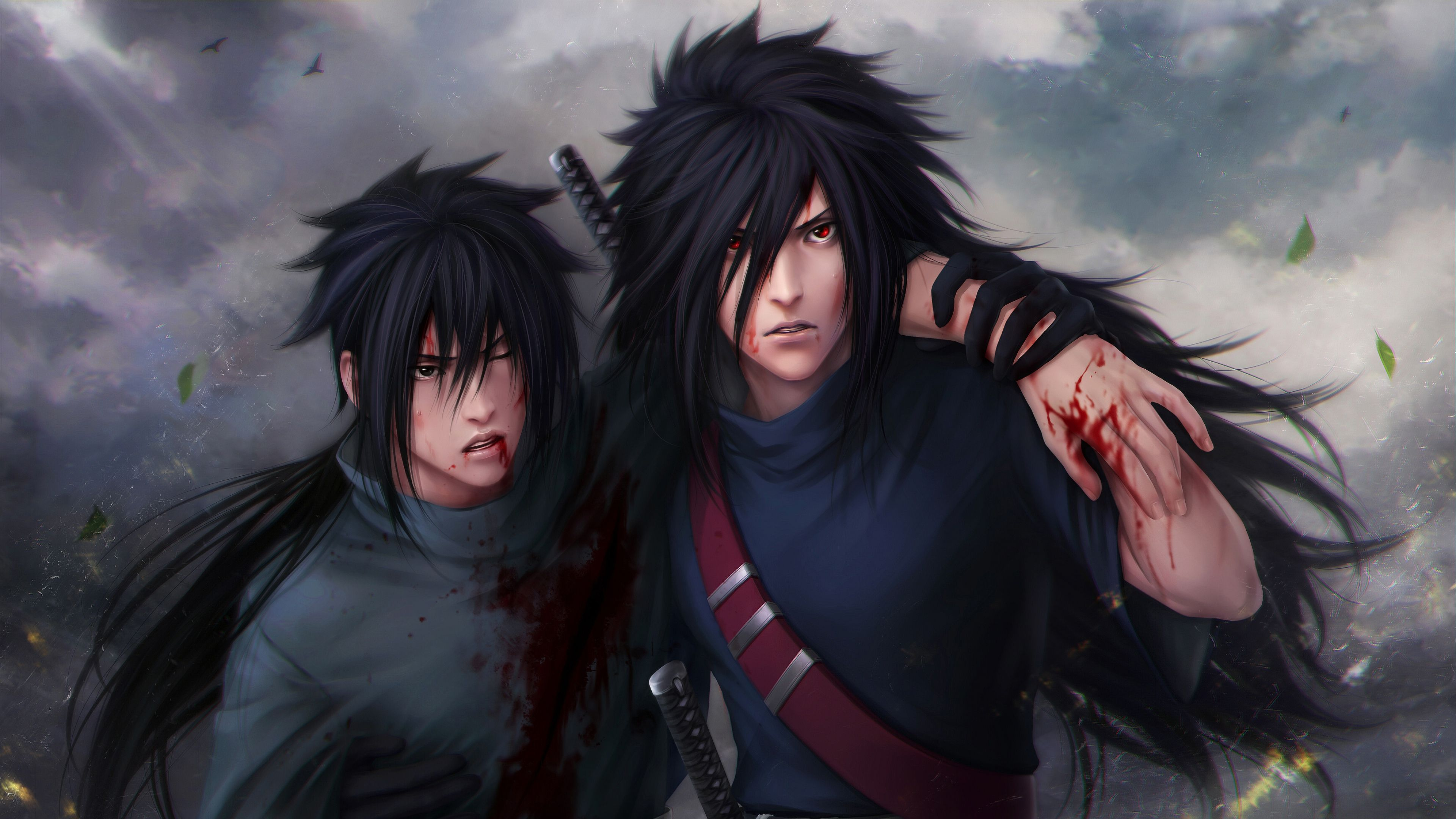 Madara Uchiha HD Wallpapers Backgrounds Wallpaper | HD ...