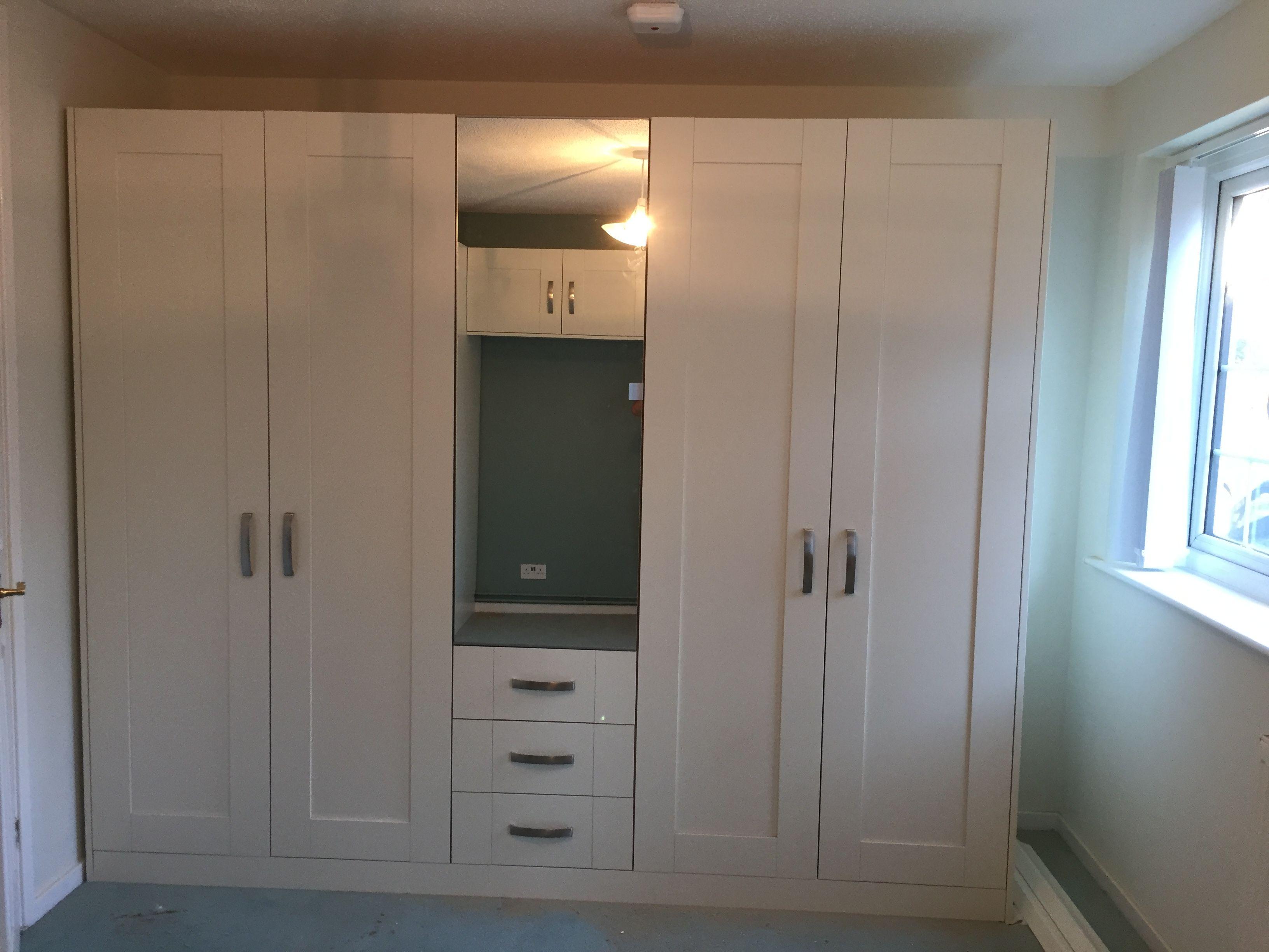 schreiber wardrobe assembled by wwwppflatpackcouk master bedrooms - Schreiber Fitted Bedroom Furniture Uk