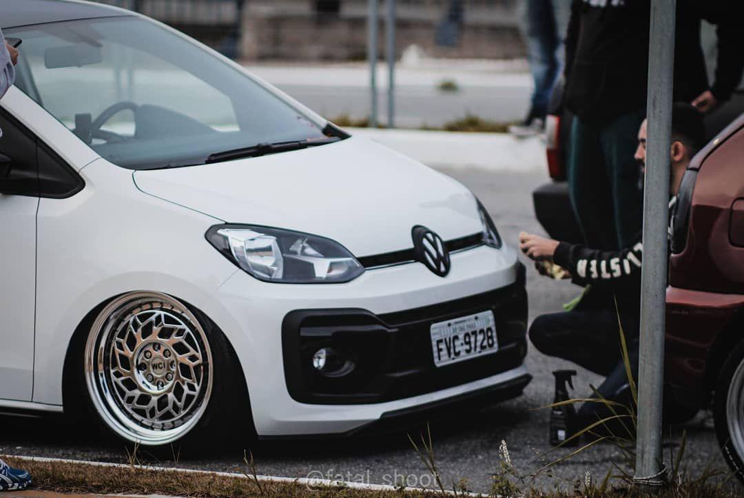 Vw Volks Voyage Volkswagen Up Rotiform Lowlife Brazil