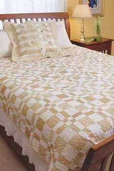 Quilting - patterns: neutrals