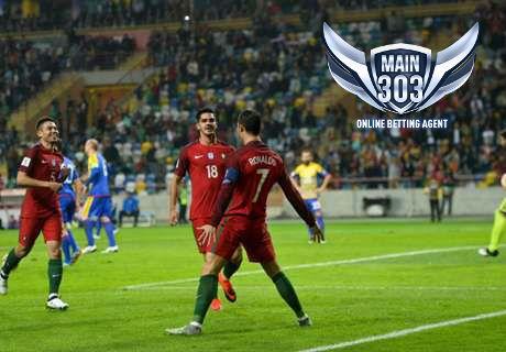 Ronaldo tampil fenomenal bersama empat golnya jadi sumber memberikan inspirasi hajatan gol Portugal atas Andorra.