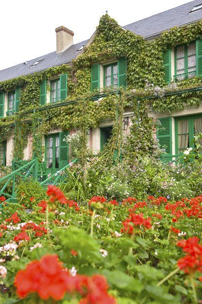Haus Und Garten In Giverny Haben Claude Monet Zu Meisterwerken Des  Impressionismus Inspiriert   Und Zu Köstlichen Kochgenüssen.