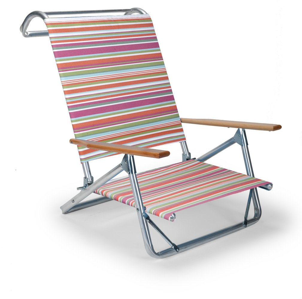 Easy Camp Seashore Folding Portable Camping//Beach Deck Chair