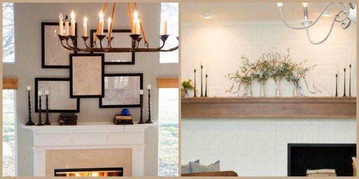 Fireplace Mantel Decor Ideas  Fixer Upper Mantel Decorating Ideas Fireplace Mantel Decor Ideas  Fixer Upper Mantel Decorating Ideas