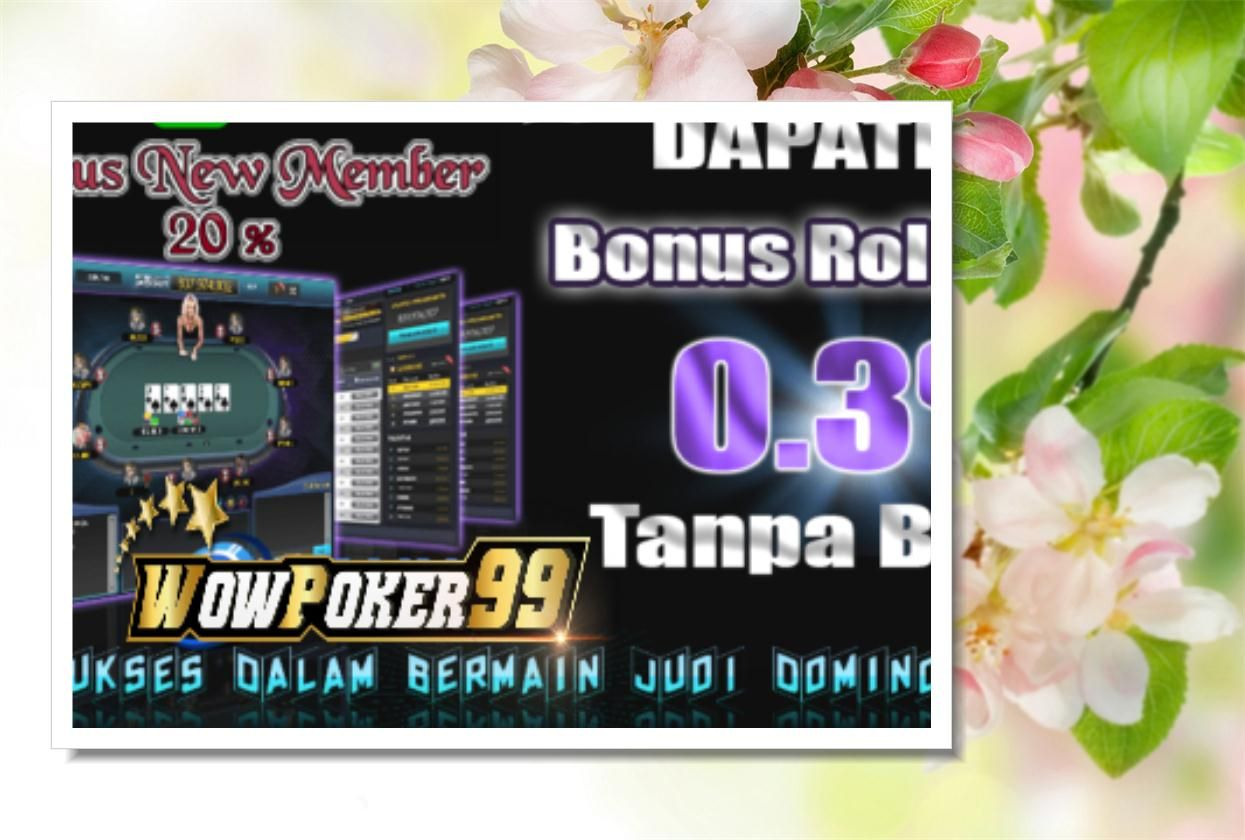 Pin by Clarachang on Situs Poker Online Indonesia