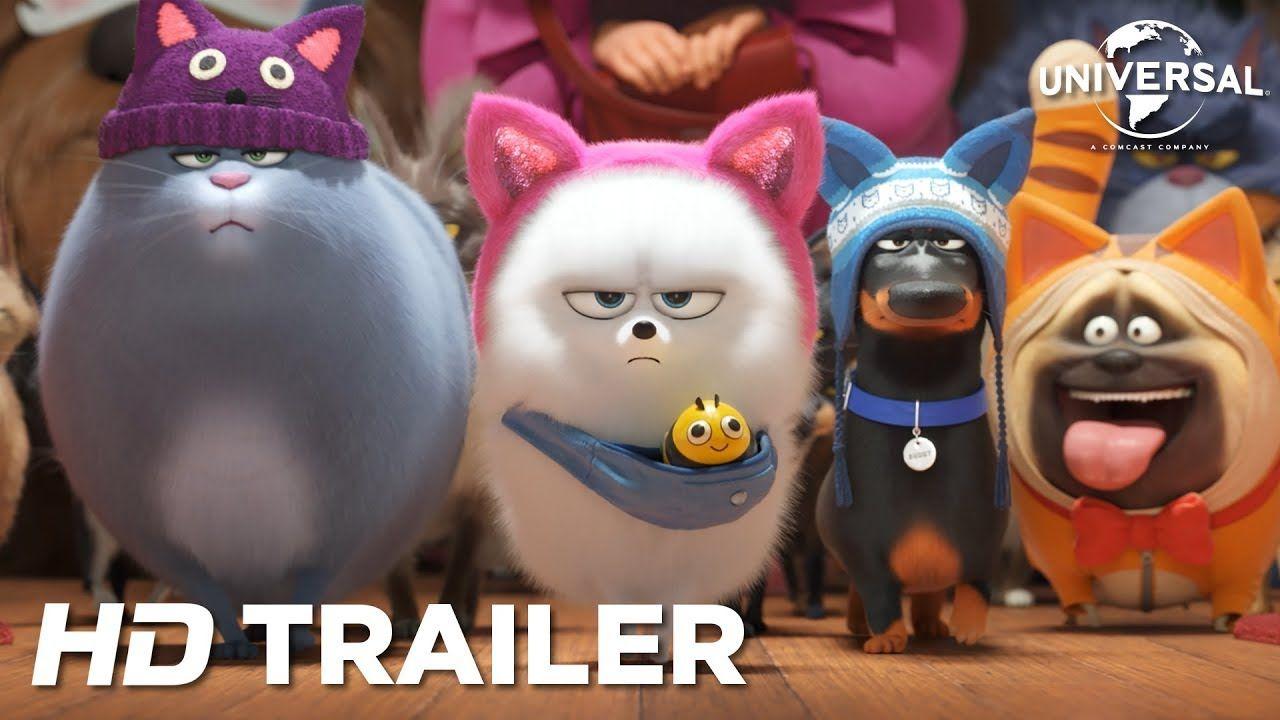 The Secret Life Of Pets 2 International Trailer Vida Secreta Lorax Cinema