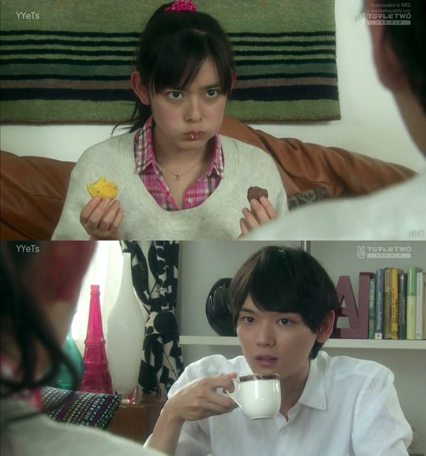 "Itazura Na Kiss Pregnant: Sra. Irie: ""Pero Me Alegro De Saber Que Kotoko Ya Conoce A"