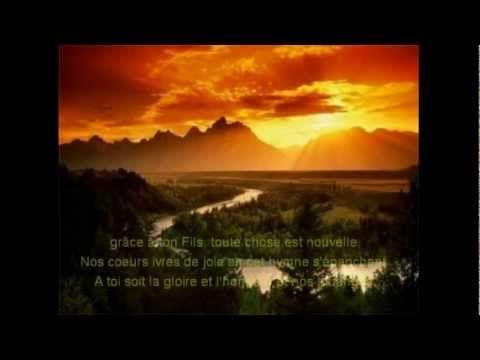 """Chantons à Jéhovah - 134 """"Imagine-toi dans le monde nouveau"""" - Karaoké (French)"""