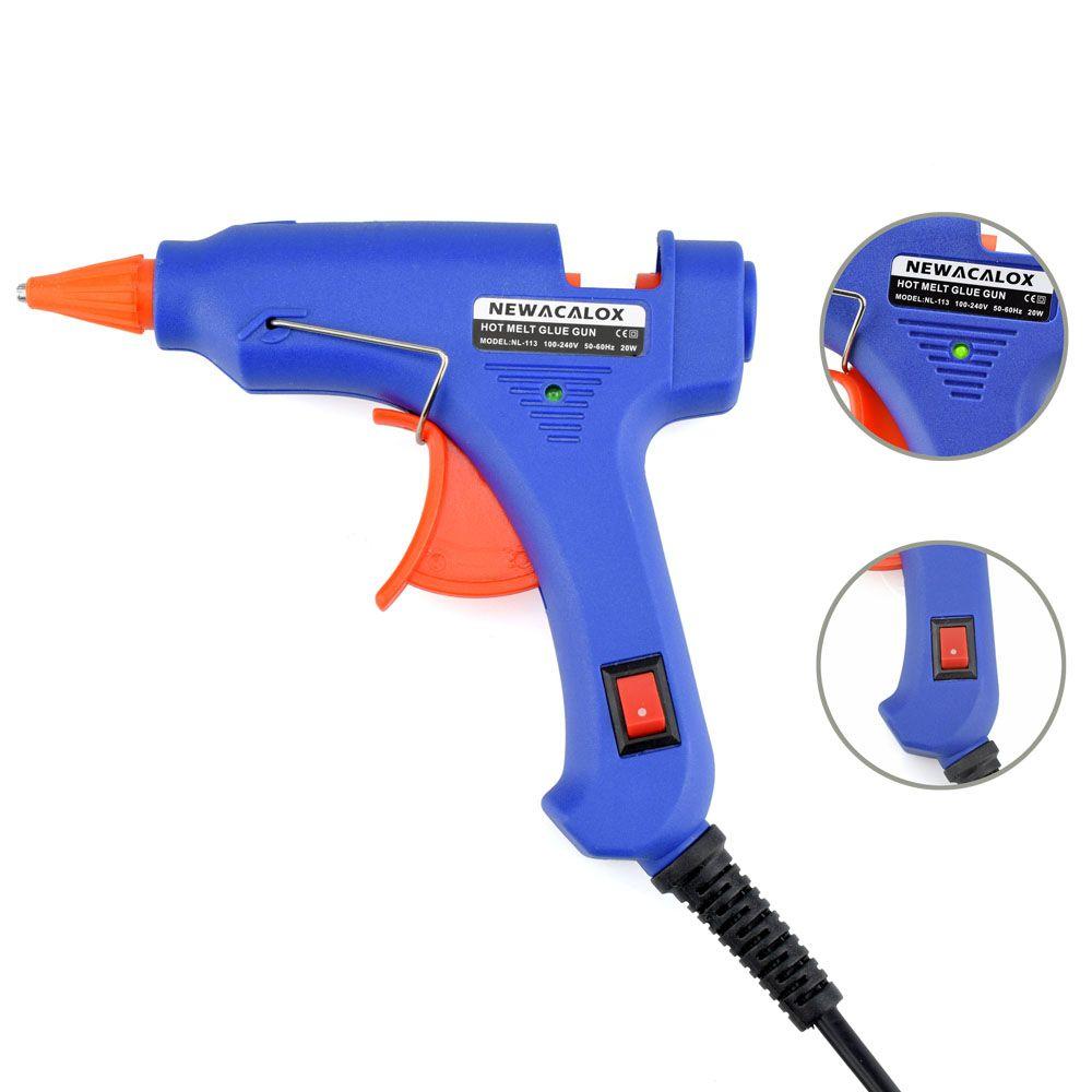 Hot Melt Glue Gun Industrial Adhesive Glue Gun with Free 1pc