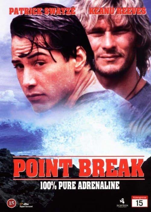 point break 1991 stream