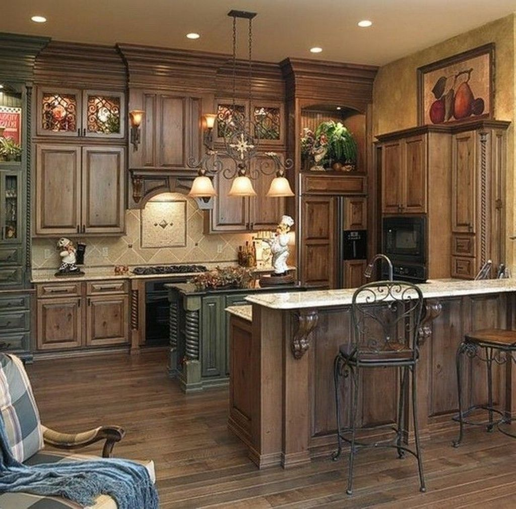What Kind Of Rustic Kitchen Cabinet Should You Get 05 ...
