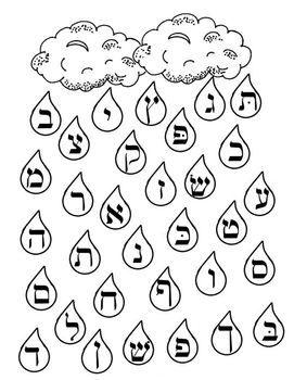 It S Raining Alef Bais