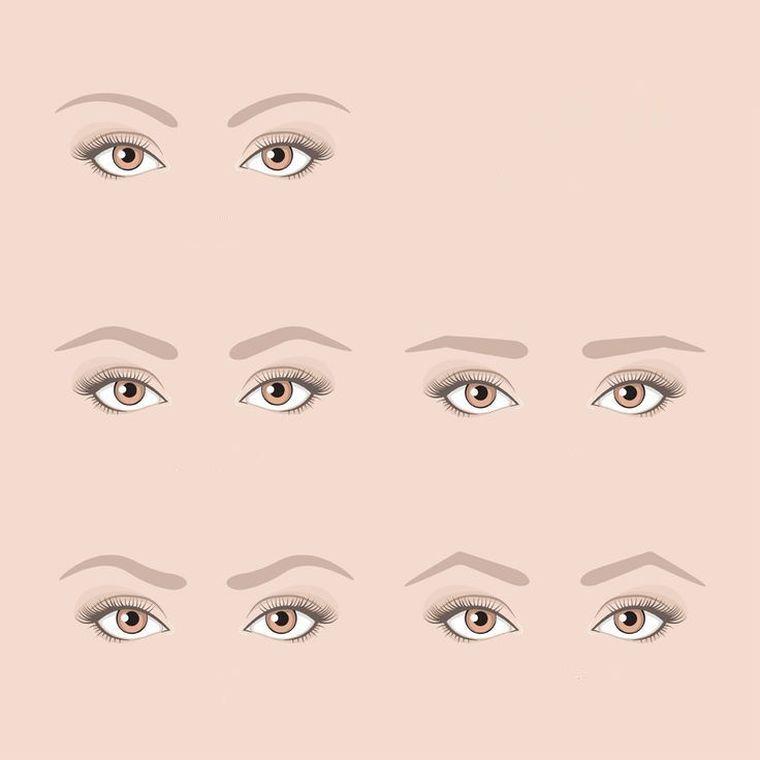 Comment choisir sa forme de sourcils selon le type de son