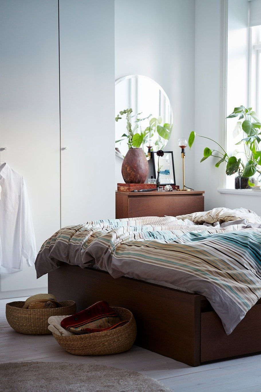 Nos Idees Pour Un Bout De Lit Style Bout De Lit Coffre Bout De Lit Lit Confortable