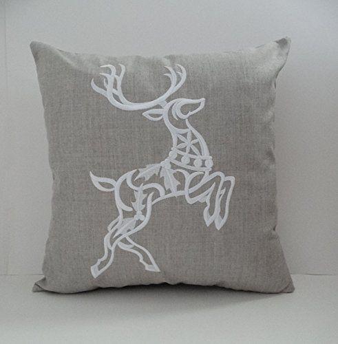 Amazon Scandinavian Christmas Pillow Cover Sunbrella Indoor Amazing Outdoor Christmas Pillow Covers