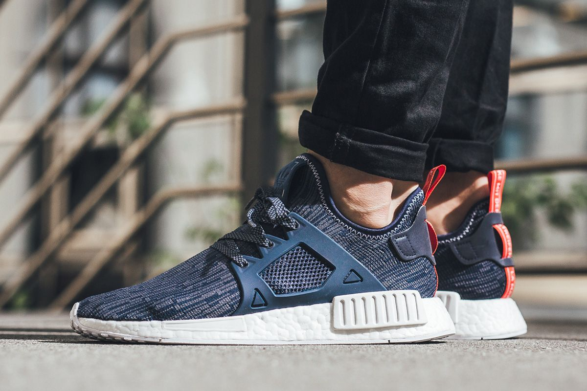 On-Foot: adidas NMD XR1 Primeknit