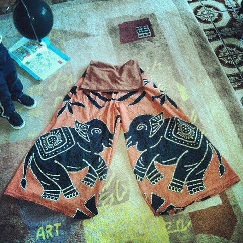 Elephant - Pick your color - Harvest Skirt Pants