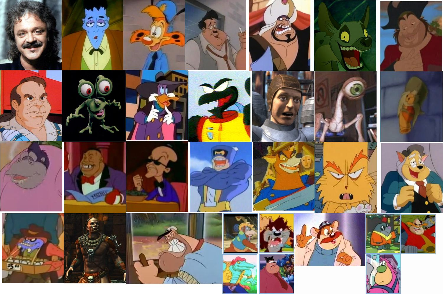 Some Of The Characters That Jim Cummings Voiced Classic Cartoons Childhood Memories Comic Books