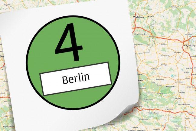 Kom je met de auto naar Berlijn? Dan heb je een milieuvignet nodig! - Wattedoeninberlijn.nl