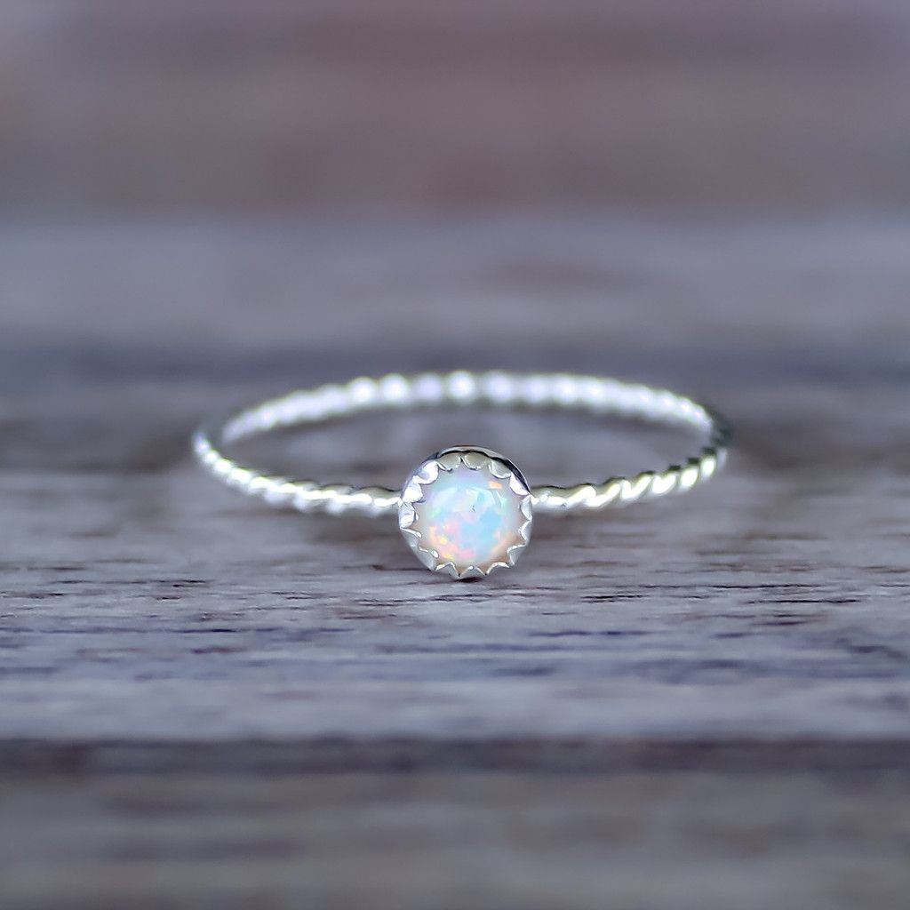 Mermaid Opal Ring In 2018 Some Thing I D Like Pinterest