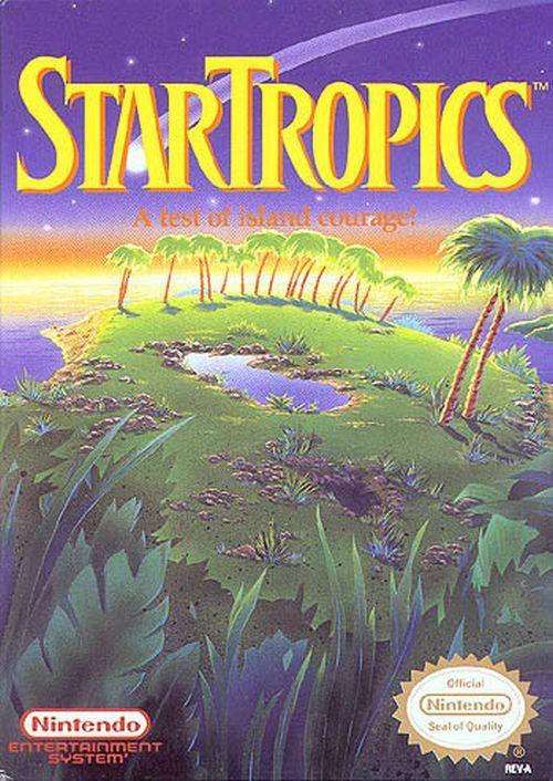StarTropics  (Nintendo NES, 1990) Complete #retro #gamers #videogames #nes #nintendo