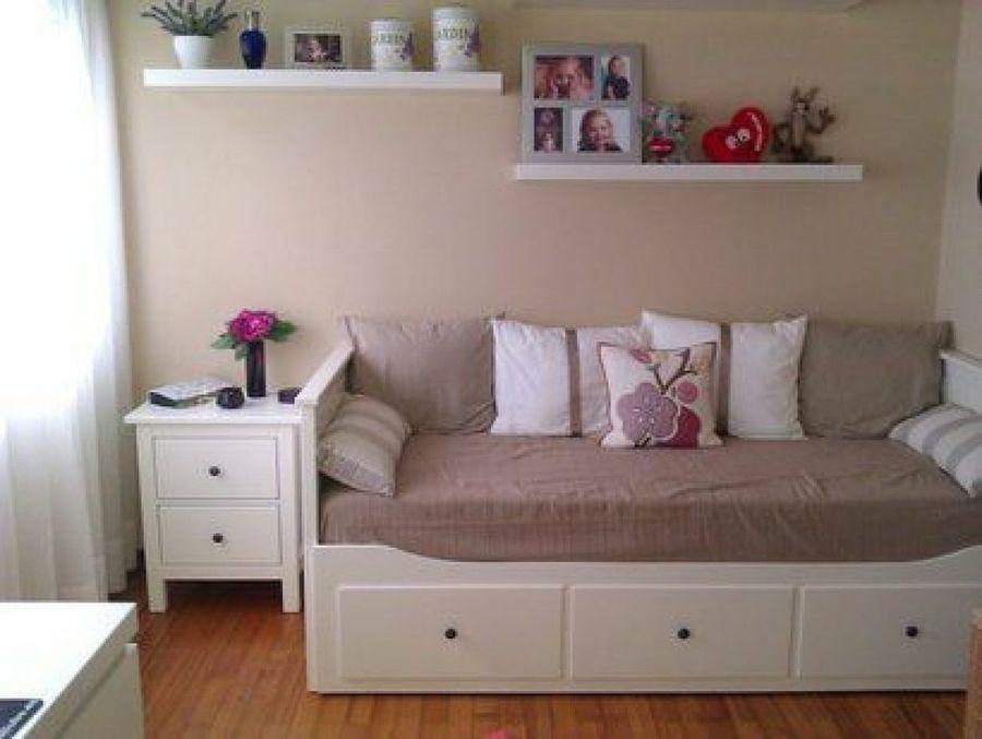 Divan hemnes la soluci n perfecta ikea pinterest for Ikea sofa kinderzimmer